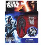 Star Wars The Force Awakens Elite First Order Tie Fighter  Pilot Armor UP Action Figure