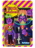 Toxic Crusaders Dr. Killemoff 3.75 inch ReAction Figure