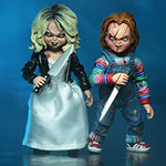Bride of Chucky Ultimate Chucky & Tiffany 2 Pack Action Figure Set
