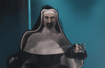 "The Conjuring The Nun 8"" Clothed Action Figure"