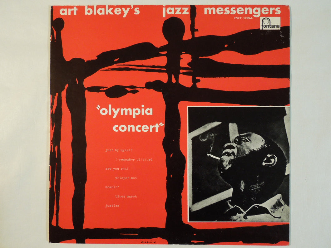 Art Blakey's Jazz Messengers - Olympia Concert (LP/Used)