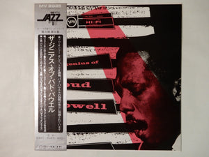 Bud Powell The Genius Of Bud Powell Verve Records MV 2035