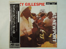 Load image into Gallery viewer, Dizzy Gillespie - At Newport (LP/Used)