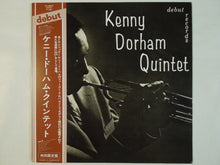 Load image into Gallery viewer, Kenny Dorham Quintet - Kenny Dorham Quintet (LP-Vinyl Record/Used)