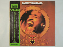 Load image into Gallery viewer, Sammy Davis Jr. - That's Entertainment (LP/Used)