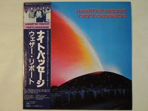 Weather Report - Night Passage (LP/Used)