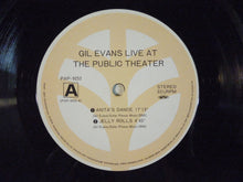 Load image into Gallery viewer, Gil Evans - Live At The Public Theater (New York 1980) (LP/Used)