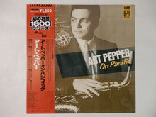 Load image into Gallery viewer, Art Pepper On Pacific Pacific Jazz GXF 3130
