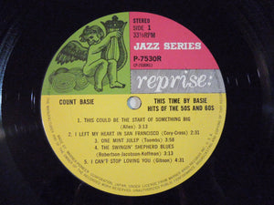 Count Basie - This Time By Basie - Hits Of The 50's & 60's! (LP/Used)