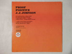 J. J. Johnson Proof Positive Impulse! YP-8559-AI