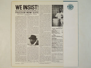 Max Roach - We Insist! Max Roach's Freedom Now Suite (LP-Vinyl Record/Used)