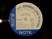 Load image into Gallery viewer, Cecil Taylor Unit Structures Blue Note BNJ 71047