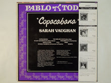 Load image into Gallery viewer, Sarah Vaughan - Copacabana (LP-Vinyl Record/Used)