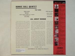 Ronnie Ball - All About Ronnie (LP-Vinyl Record/Used)