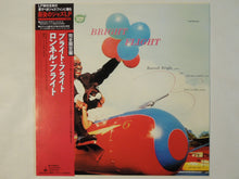Load image into Gallery viewer, Ronnell Bright - Bright Flight (LP-Vinyl Record/Used)