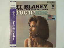 Load image into Gallery viewer, Art Blakey And The Jazz Messengers - Tough! (LP-Vinyl Record/Used)