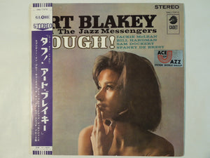 Art Blakey And The Jazz Messengers - Tough! (LP-Vinyl Record/Used)
