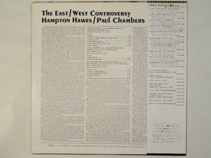 Hampton Hawes - The East/West Controversy (LP-Vinyl Record/Used)