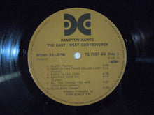 Load image into Gallery viewer, Hampton Hawes - The East/West Controversy (LP-Vinyl Record/Used)