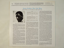 Load image into Gallery viewer, Sonny Rollins - Way Out West (LP-Vinyl Record/Used)