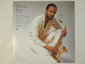 Grover Washington, Jr. - The Best Is Yet To Come (LP-Vinyl Record/Used)