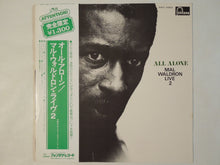 Load image into Gallery viewer, Mal Waldron - All Alone Mal Waldron Live 2 (LP-Vinyl Record/Used)