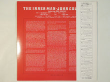Load image into Gallery viewer, John Coltrane - The Inner Man (LP-Vinyl Record/Used)