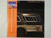 Load image into Gallery viewer, Great Jazz Trio - Love For Sale (LP-Vinyl Record/Used)