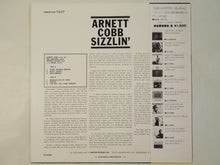 Load image into Gallery viewer, Arnett Cobb - Sizzlin' (LP-Vinyl Record/Used)