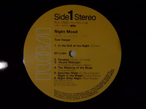 Toni Harper Night Mood RCA RJL-2562