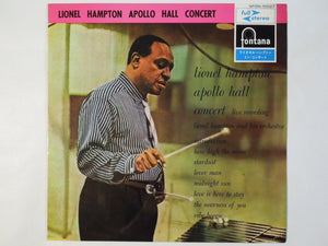 Lionel Hampton - Apollo Hall Concert (LP-Vinyl Record/Used)