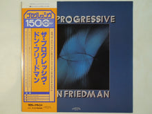 Load image into Gallery viewer, Don Friedman - The Progressive (LP-Vinyl Record/Used)