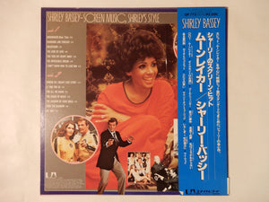 Shirley Bassey Screen Music, Shirley's Style United Artists Records GP 772