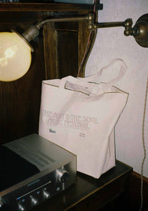 Solidity Records × The Project Archive 『The Body & The Soul 2 Way Canvas Tote Bag』