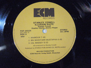 Stanley Cowell - Illusion Suite (LP-Vinyl Record/Used)