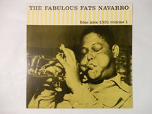 Load image into Gallery viewer, Fats Navarro The Fabulous Fats Navarro Volume 1 Blue Note GXK 8060