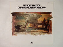 Load image into Gallery viewer, Anthony Braxton Creative Orchestra Music 1976 Arista IEJ-80102