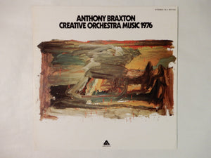 Anthony Braxton Creative Orchestra Music 1976 Arista IEJ-80102