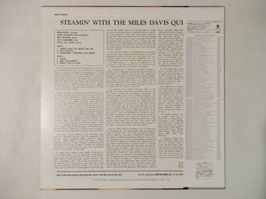 The Miles Davis Quintet Steamin' With The Miles Davis Quintet Prestige VIJ-212