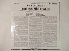 Load image into Gallery viewer, Art Blakey & The Jazz Messengers The Big Beat Blue Note BNJ 71052