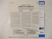 Load image into Gallery viewer, Johnny Griffin Introducing Johnny Griffin Blue Note BN 1533