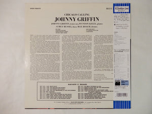 Johnny Griffin Introducing Johnny Griffin Blue Note BN 1533