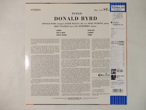 Donald Byrd Fuego Blue Note BN 4026