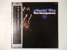 Load image into Gallery viewer, Wes Montgomery Movin' Wes Verve Records MV 2113