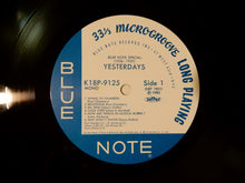 Load image into Gallery viewer, Various Yesterdays Blue Note K18P-9125