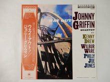 Load image into Gallery viewer, Johnny Griffin Quartet Way Out! Riverside Records SMJ-6067M