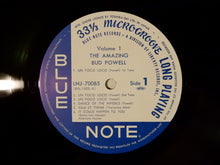 Load image into Gallery viewer, Bud Powell The Amazing Bud Powell, Volume 1 Blue Note LNJ-70085