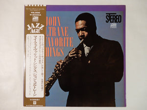 John Coltrane My Favorite Things Atlantic P-6030A