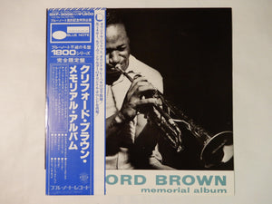 Clifford Brown Memorial Album Blue Note GXF 3006
