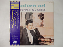 Load image into Gallery viewer, Art Pepper Quartet Modern Art Blue Note LNJ-70080